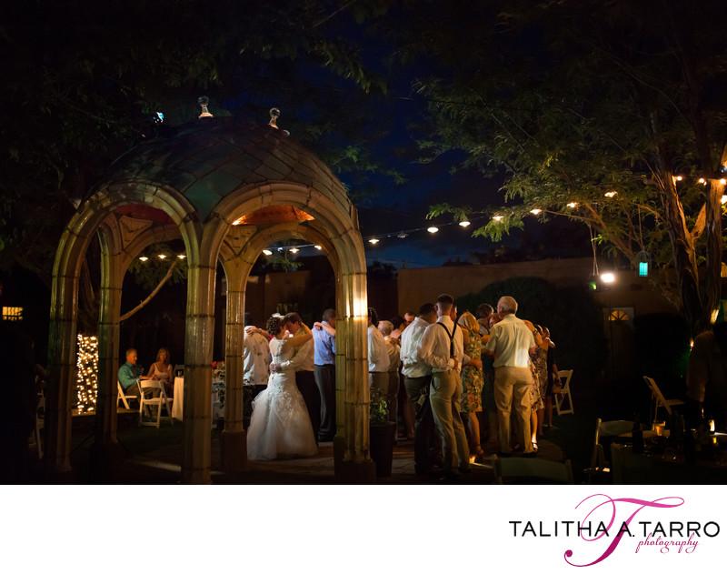 Wedding Reception at Casas de Suenos