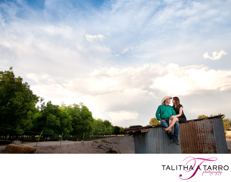 Las Cruces Engagement Photography