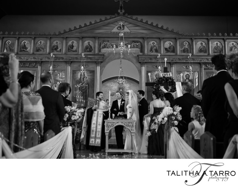 Best Albuquerque Greek Orthodox Wedding Location