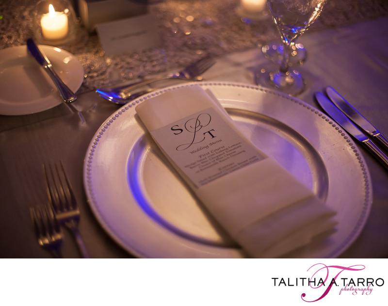 Hyatt Regency Albuquerque Ballroom Wedding