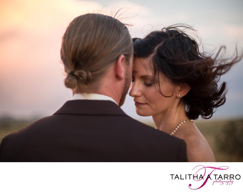 Intimate Albuquerque Wedding Photography