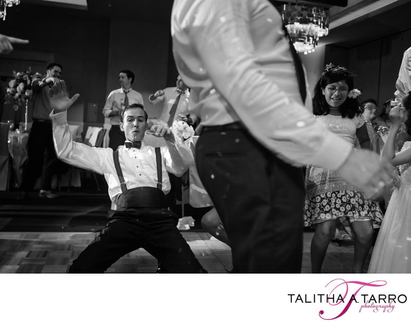 Wedding Reception dancing Eldorado SF