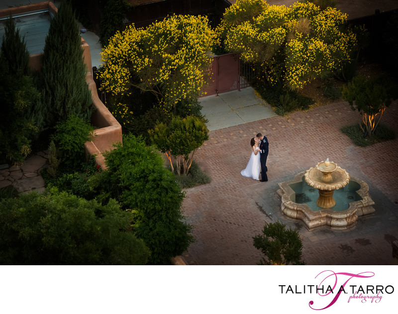 Best Hotel Albuquerque Wedding Photos