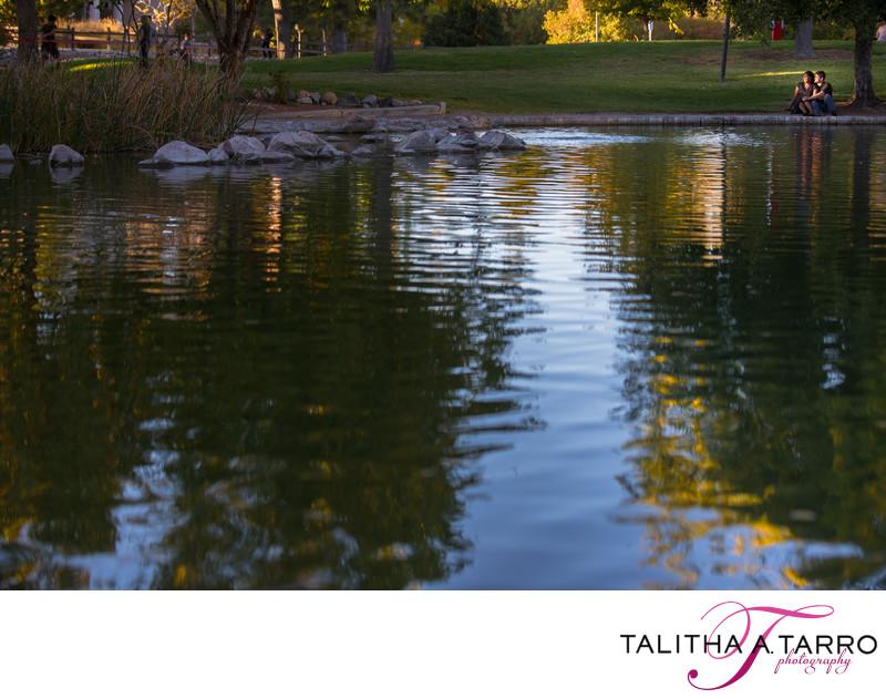 Duck Pond Engagement