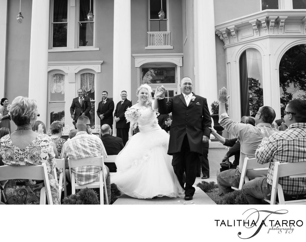 Luna Mansion Wedding