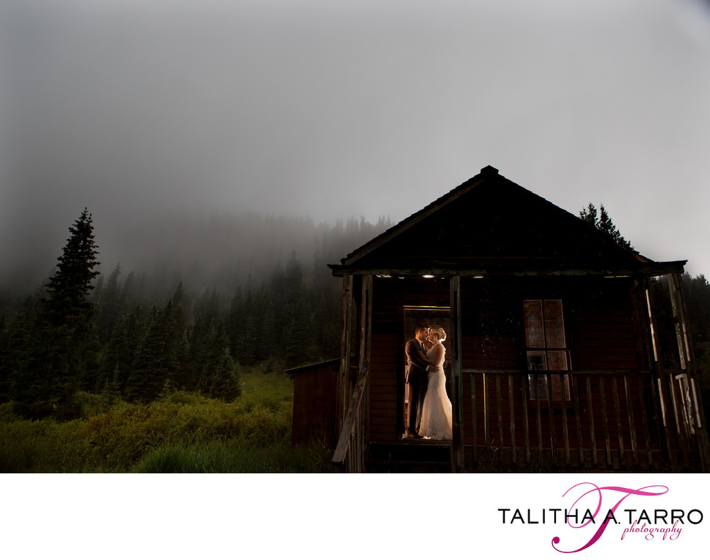 Best Silverton Colorado wedding photgraphy