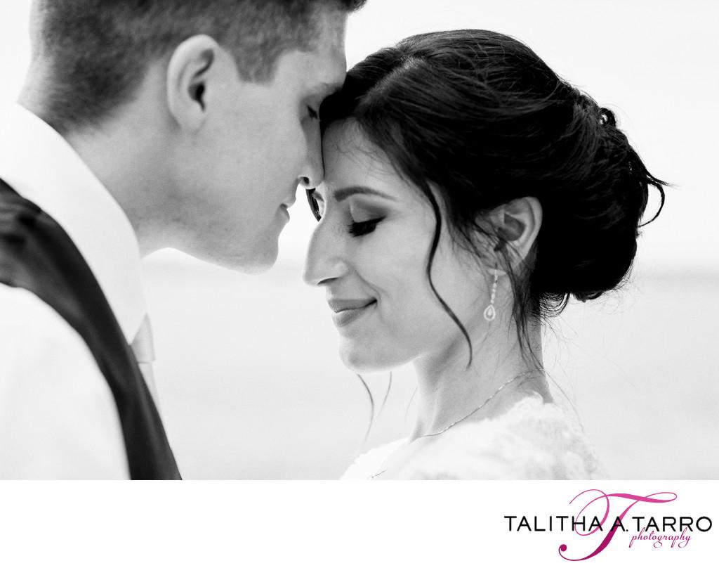 Albuquerque Bride and groom