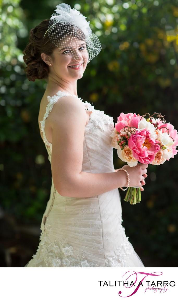 Bride at Casas de Suenos