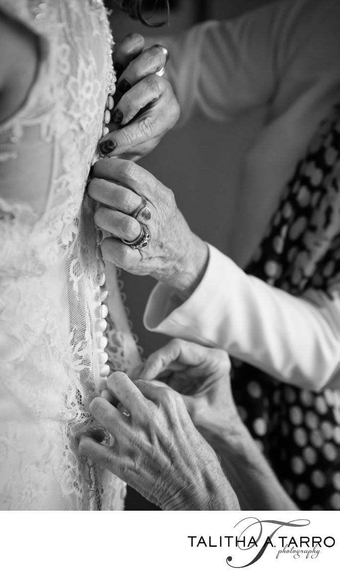 Bride at Hotel Albuquerque