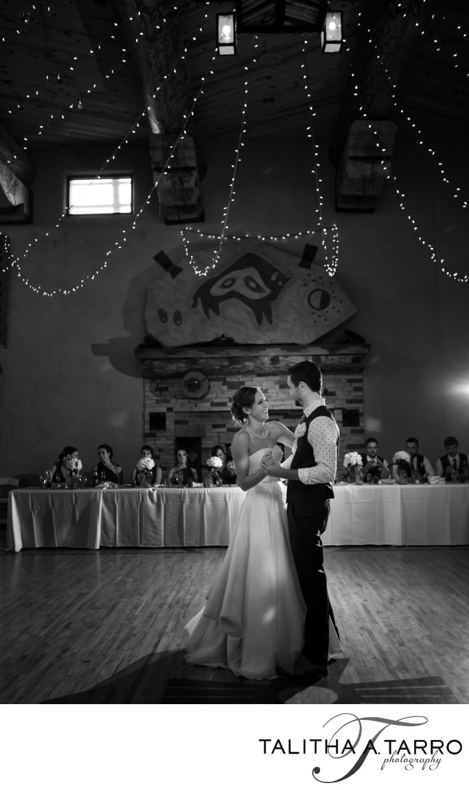 First Dance at Nature Pointe
