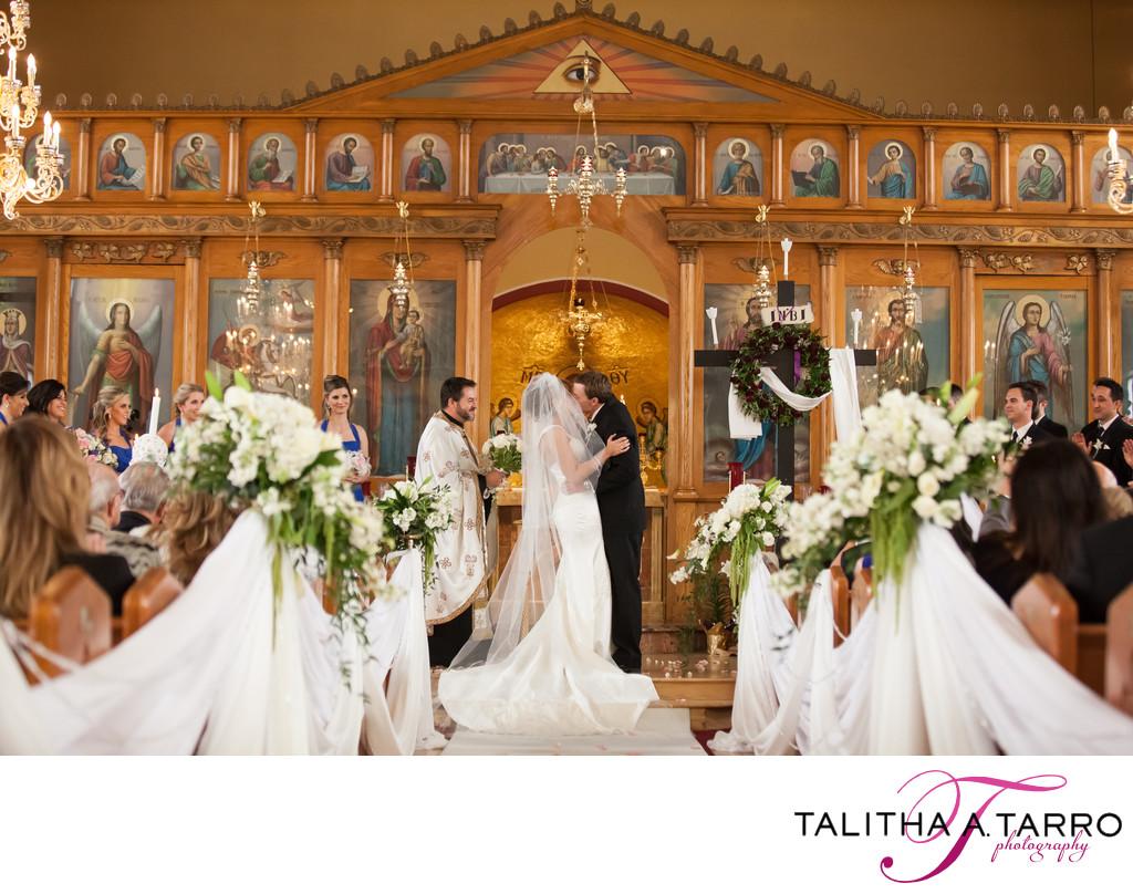 Greek Orthodox Wedding in Albuquerque
