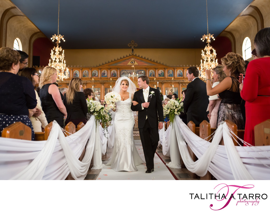Greek Orthodox Weddings in Albuquerque