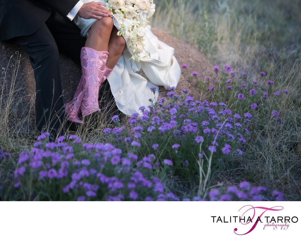 Best Albuquerque Outdoor Wedding