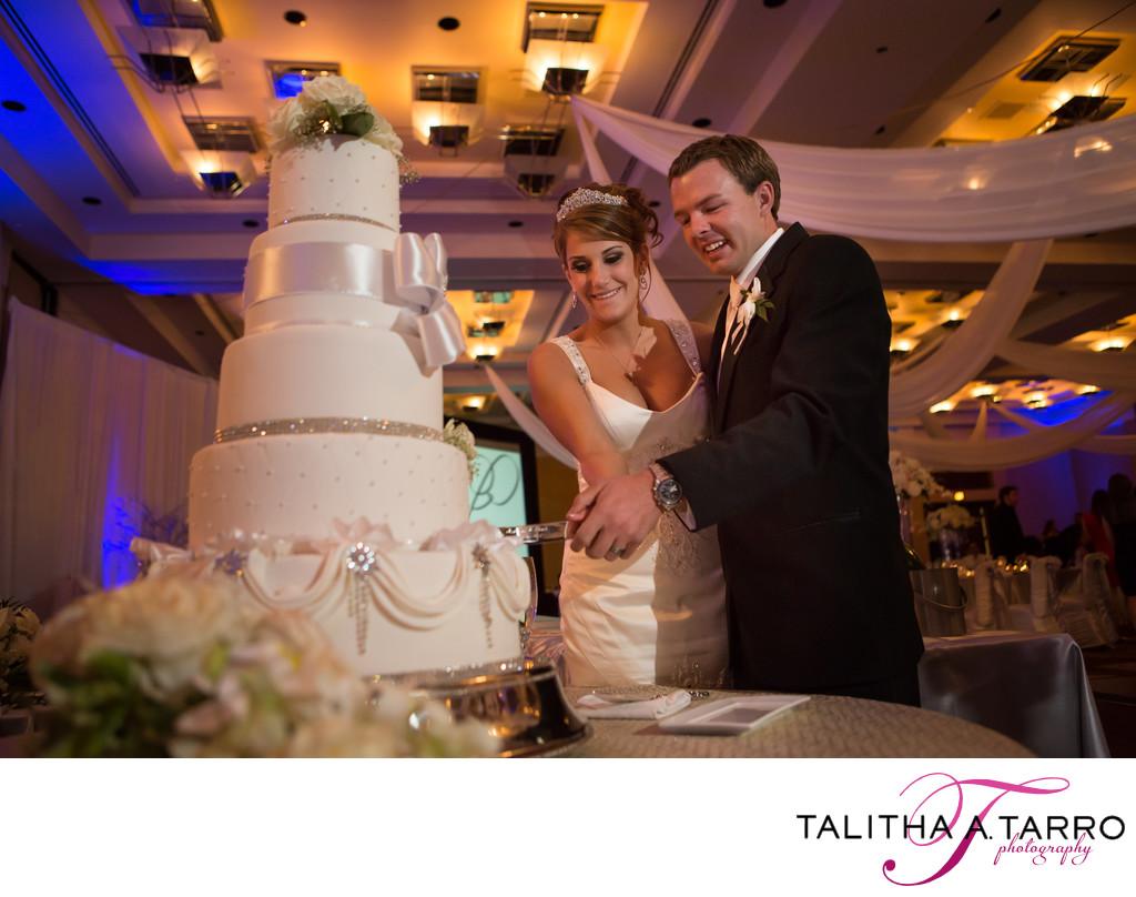 Ballroom Wedding at Hyatt Regency Albuquerque