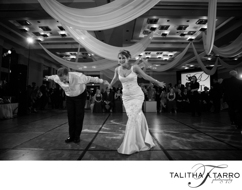Hyatt Regency Albuquerque Wedding Photography