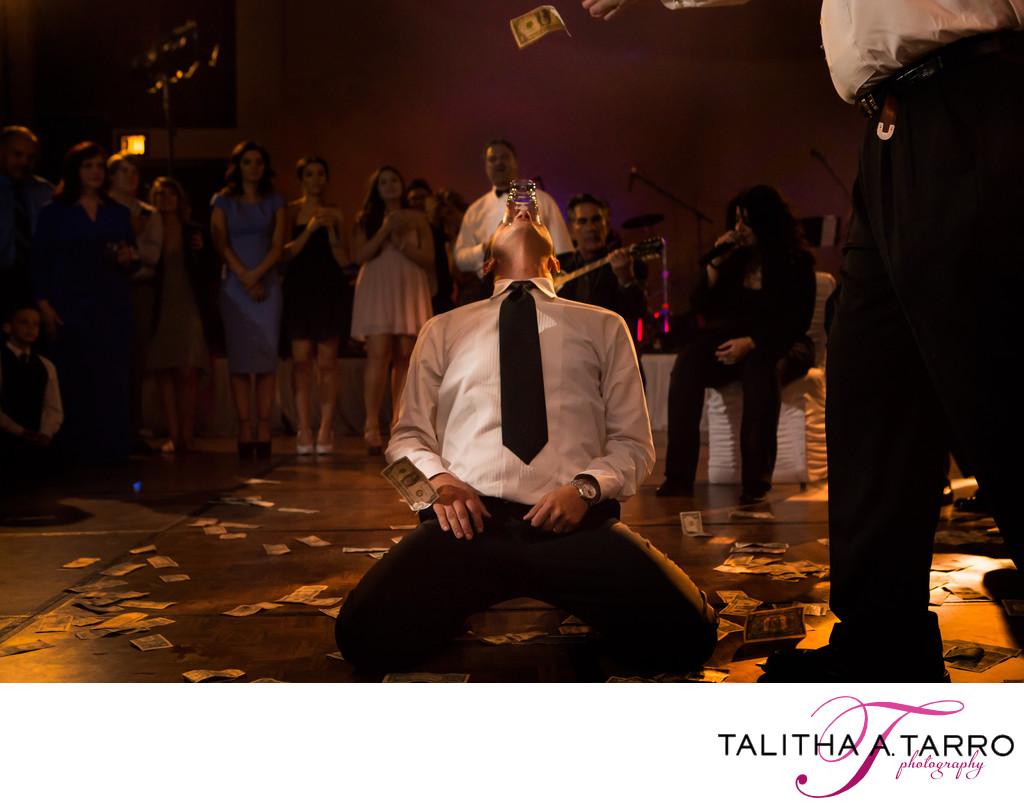 Wedding Reception fun at Hyatt Regency Albuquerque