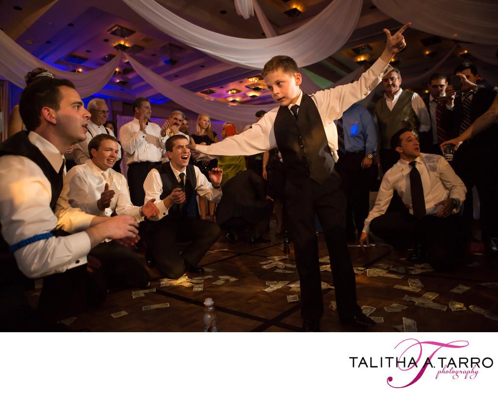 Greek Wedding Reception at Hyatt Regency Albuquerque
