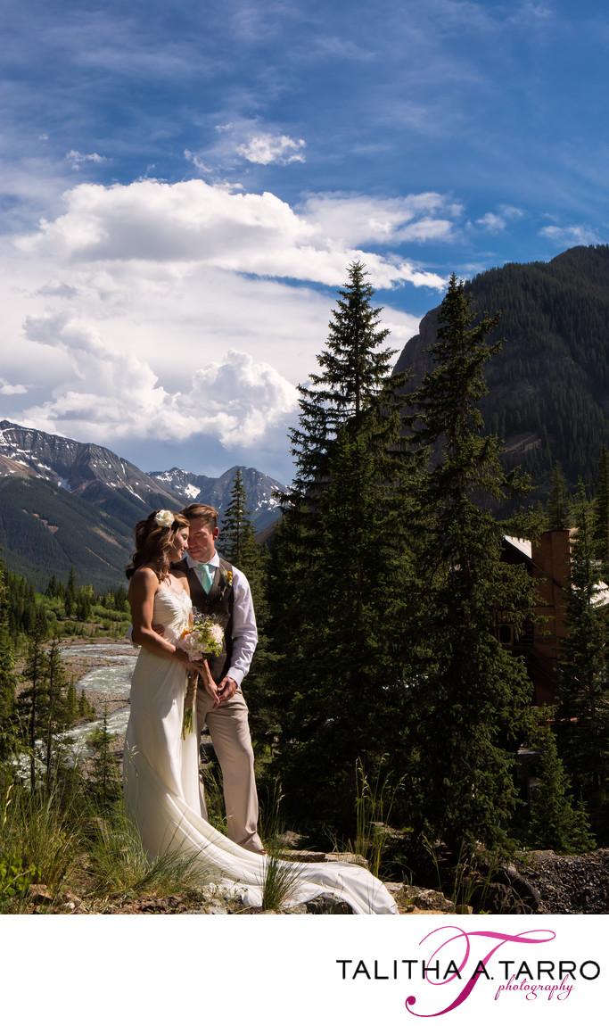 Eureka Lodge Wedding