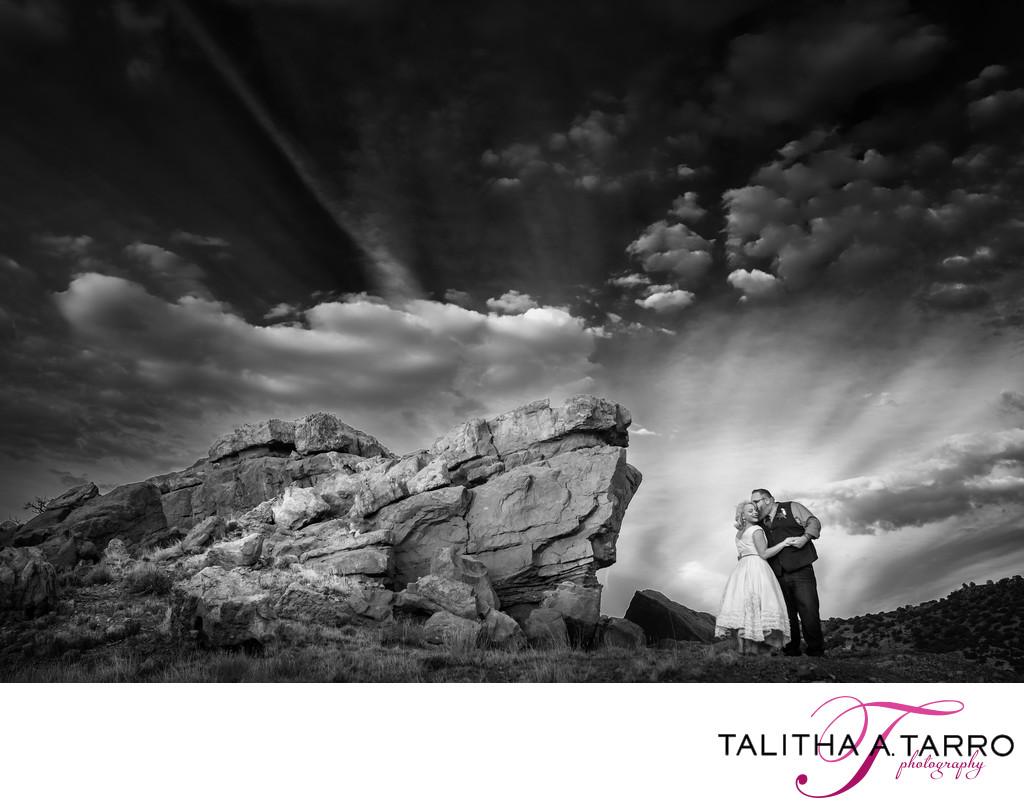 Santa Fe Elopement Photography