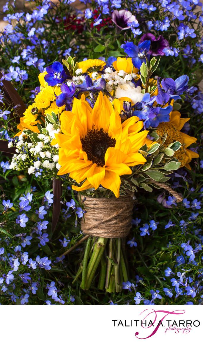 Durango, CO Wedding flower bouquet