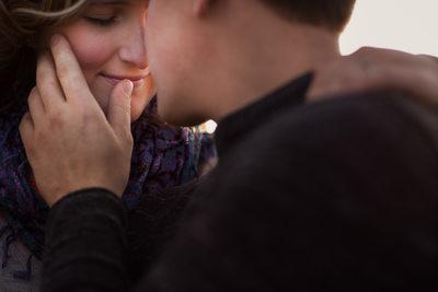 Romantic Albuquerque Engagement Photography