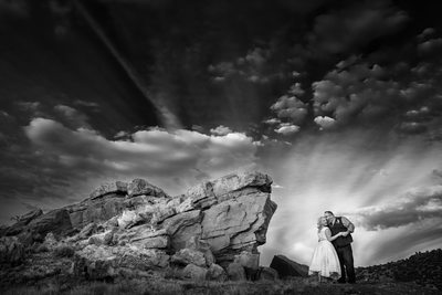 Santa Fe Elopement Photography