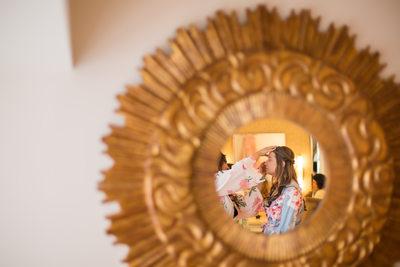 Bridal Hair and Makeup at Eldorado Santa Fe