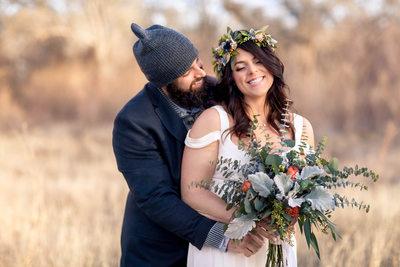 Boho wedding Albuquerque