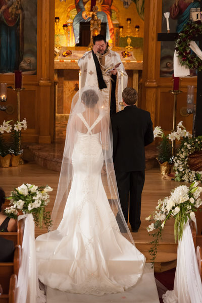 Albuquerque Greek Orthodox Wedding