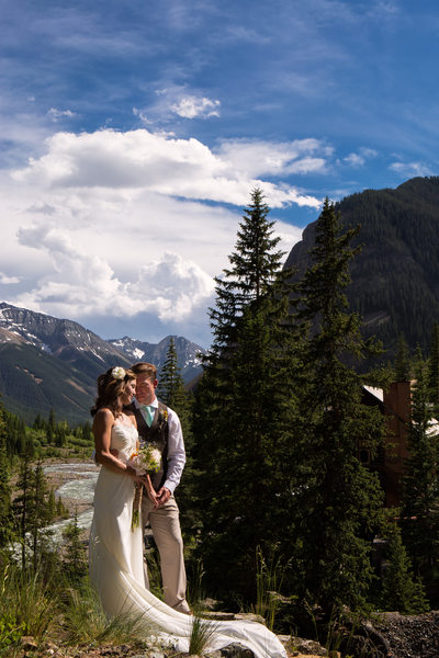 Eureka Lodge Wedding