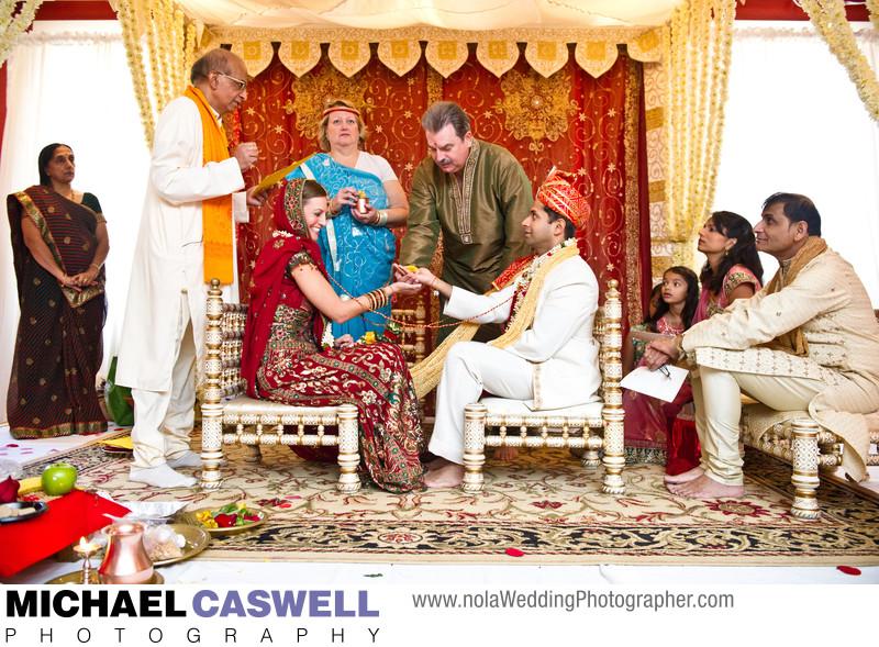 Indian Wedding at Nirvana