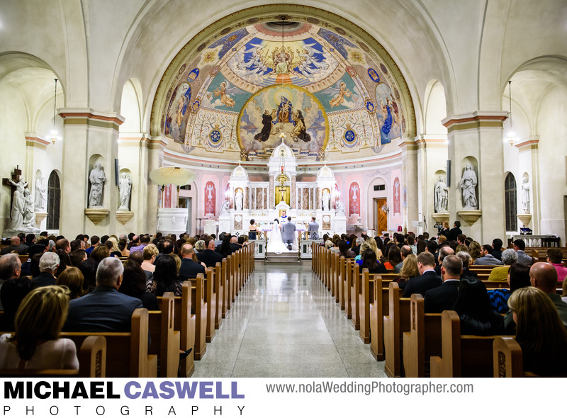 Our Lady of the Holy Rosary Ceremony