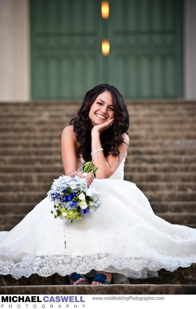 Baton Rouge Bridal Portrait