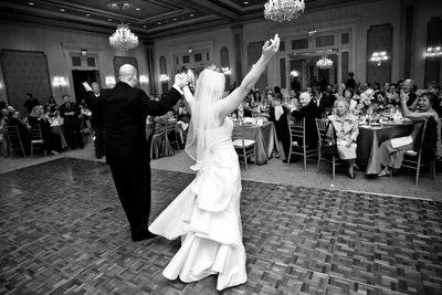 Royal Sonesta New Orleans Wedding Reception