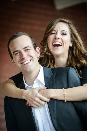Baton Rouge Engagement Portrait