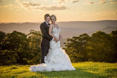 Top SpicersPeak Lodge Wedding Photographer