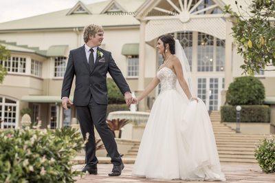 Wedding Photographer Intercontinental Sanctuary Cove
