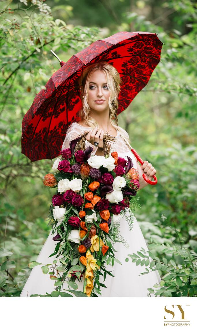 bridal inspiration wedding floral