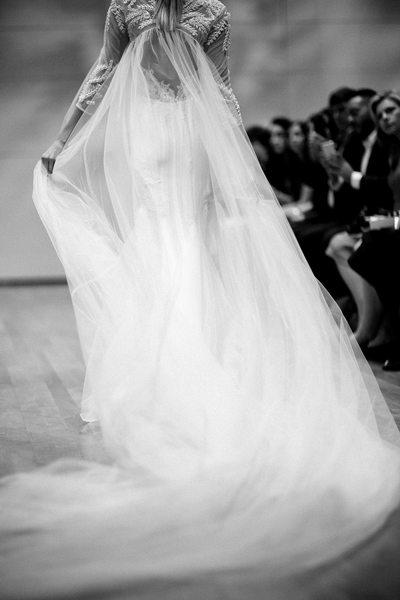 Rivini Rita Vinieris Bridal week runway SYPhotography