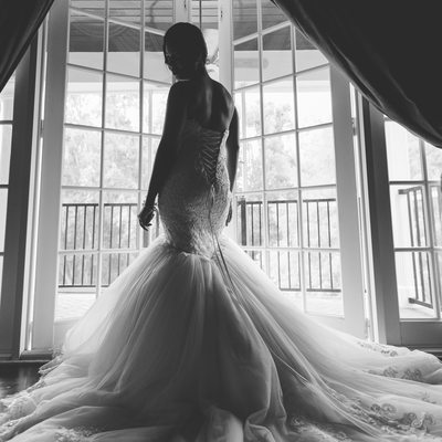 Wedding at the Mansion