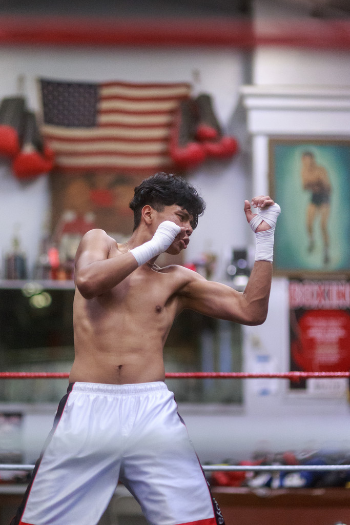 Sports Shooter Academy 2017: La Habra Boxing Club