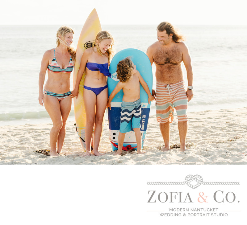 surf family candid nantucket photography cisco beach