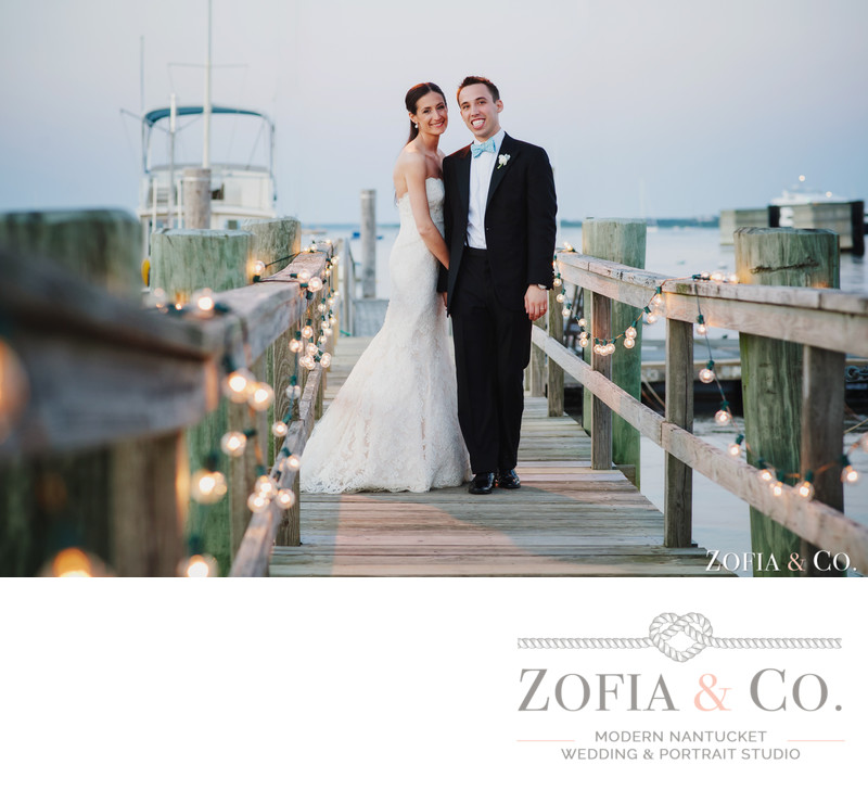 sunset yacht club ceremony