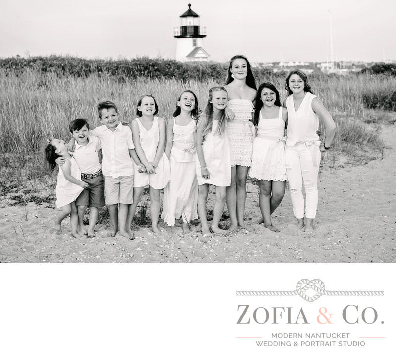 cousins at brant point