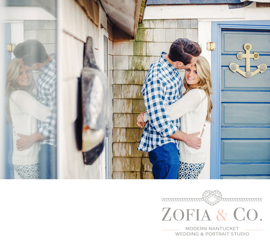 Sconset Nautical Engagement