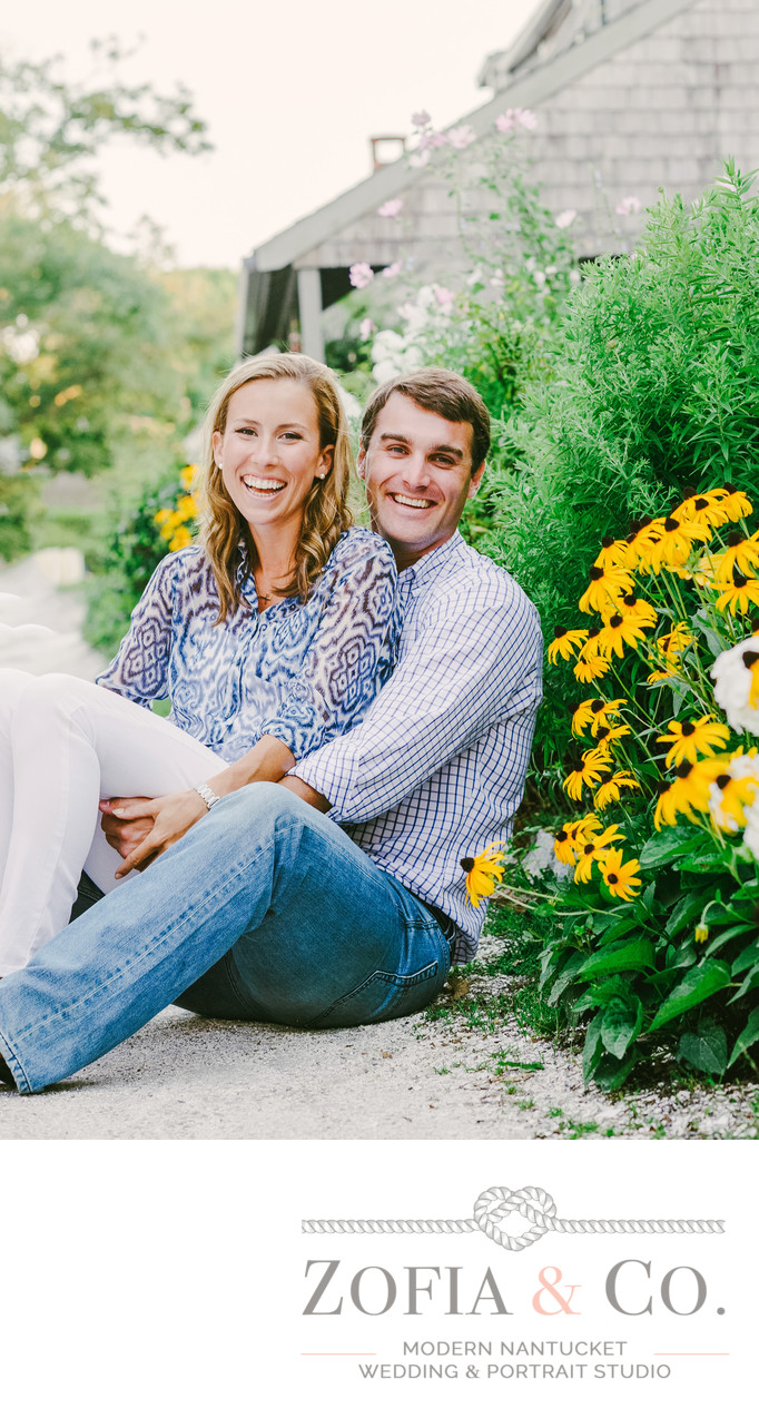 Sconset Engagement Session