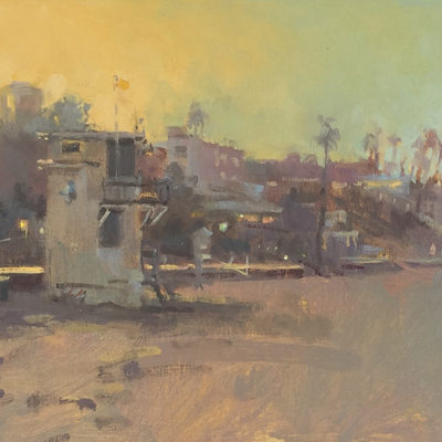 Good Morning Laguna, 10x30