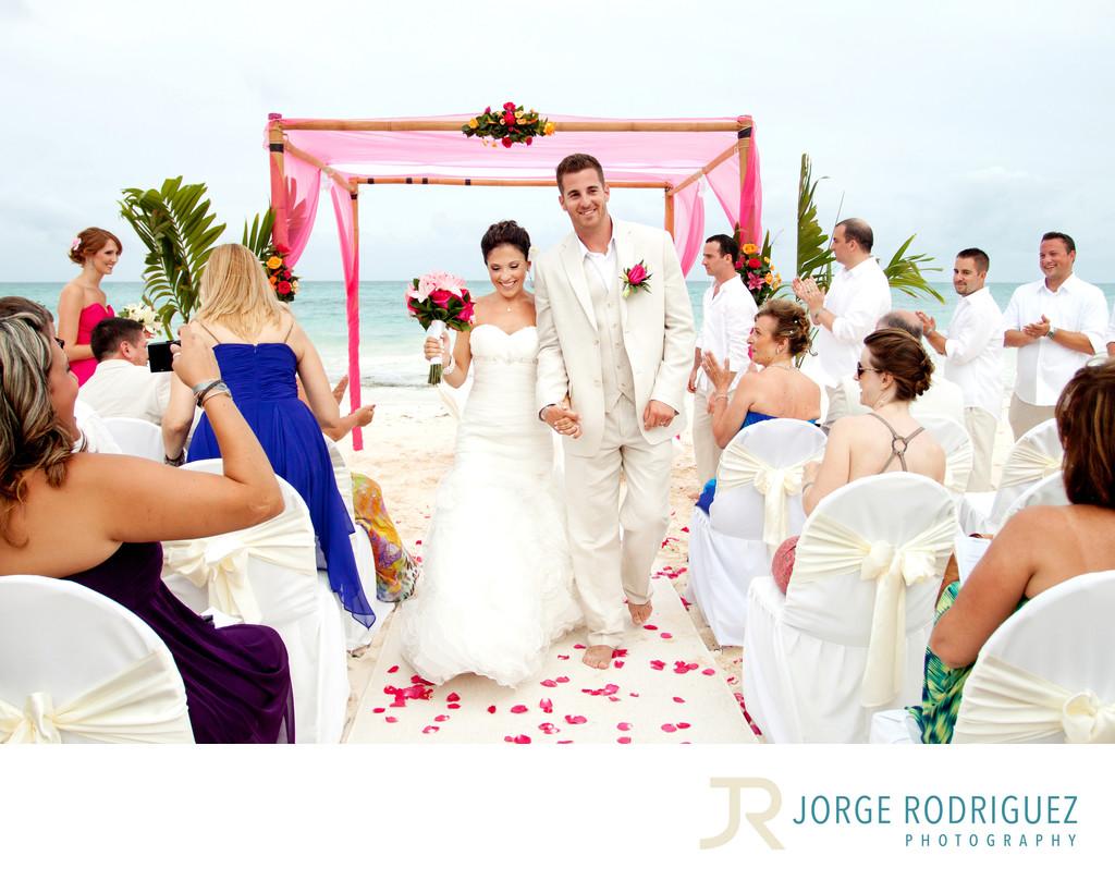Iberostar Grand Hotel Paraiso Wedding