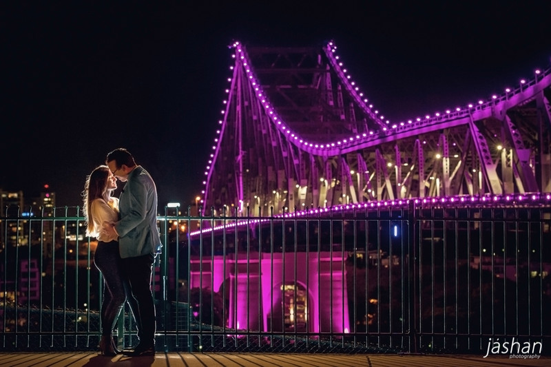 Brisbane Engagement Photography location-Storey-Bridge-2