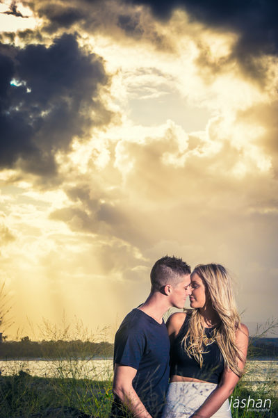 Gold Coast Engagement Photography location-The Spit-2